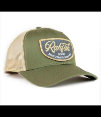 RAHFISH RAHFISH CAMPER TRUCKER HAT