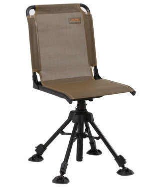 ALPS OUTDOORZ Stealth Hunter Swivel Blind Chair