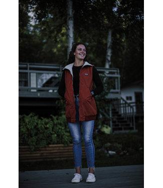 PATAGONIA Patagonia Women's Shelled Synchilla® Reversible Vest
