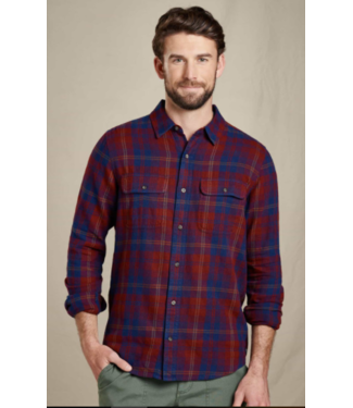 TOAD & CO TOAD & CO FLANNEL SHIRT