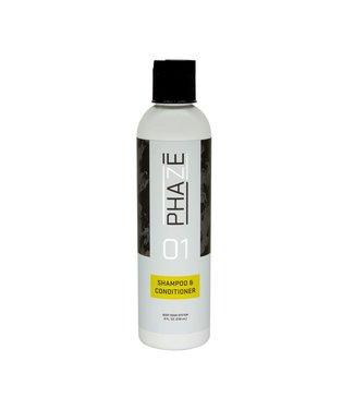 Illusion Systems PhaZe 1: Shampoo + Conditioner