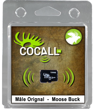 COCALL Cocall 2 SD CARD Moose Sounds