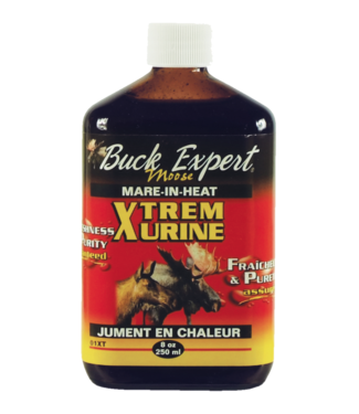 BUCK EXPERT Platinum Natural Mare-in-Heat Urine