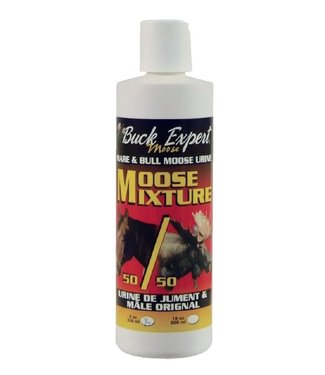 BUCK EXPERT Moose Mixture 50/50 (Mare/Bull) [8OZ]