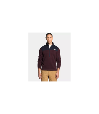 THE NORTH FACE THE NORTH FACE GORDON LYONS 1/4 ZIP SWEATER