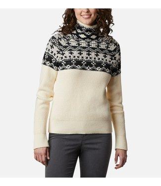 COLUMBIA Columbia's Women's Pine Street™ Jacquard Pullover Shirt