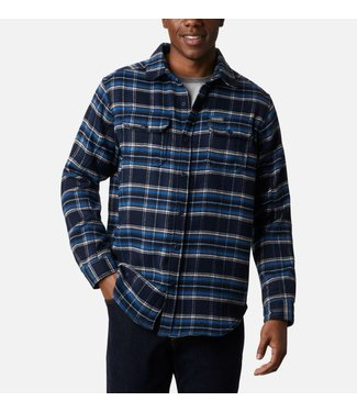 COLUMBIA Columbia Men's Deschutes River™ Heavyweight Flannel Shirt