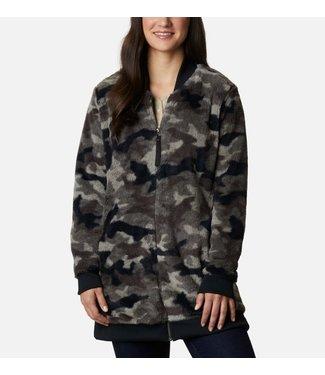 COLUMBIA Columbia Women's Bundle Up™ Printed Fleece Jacket