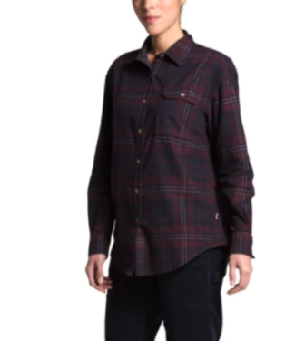 THE NORTH FACE SHIRT NOR NF0A4QNQTR BERKLEY BF