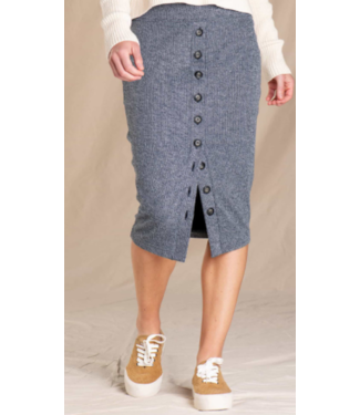 TOAD & CO TOAD & CO WOMENS BYRNE MIDI SKIRT