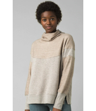 PRANA PRANA WOMENS COZY UP TURTLE NECK SWEATER