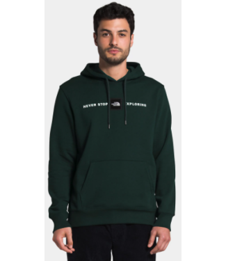 THE NORTH FACE The North Face Men's Red Pullover Hoody