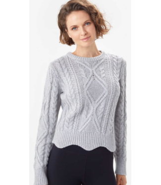 LOLE LOLE WOMENS ZAHARA CREWNECK SWEATER