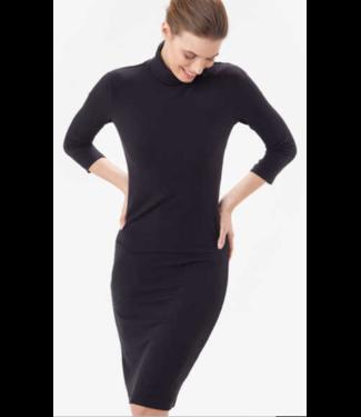 LOLE LOLE WOMENS VILLERAY TURTLENECK DRESS