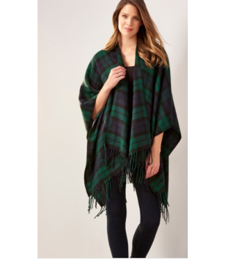CHARLIE PAIGE CHARLIE PAIGE KNITTED PONCHO