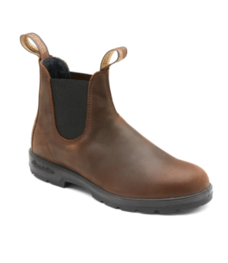 BLUNDSTONE BLUNDSTONE ANTIQUE BROWN BOOT
