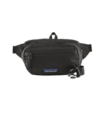 PATAGONIA FANNY PACK PAT 49447 ULTRALIGHT BLACK HOLE MINI HIP PACK
