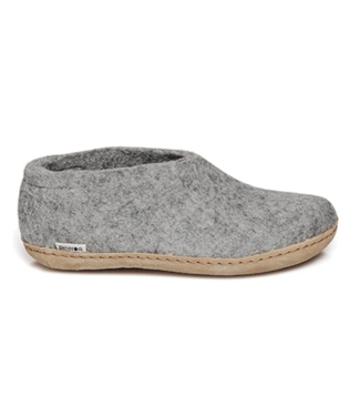 GLERUPS Glerups Shoe Leather Sole Slipper