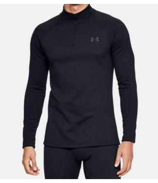 UNDER ARMOUR UNDER ARMOUR MENS BASE 4.0 1/4 ZIP TOP
