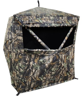 HME Executioner 2-Person Ground Blind [62″ x 62″ x 66″]