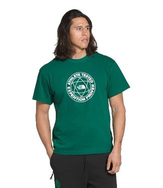 THE NORTH FACE THE NORTH FACE MEN'S  BRAND STAND TEE