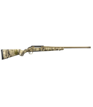 "RUGER RUGER AMERICAN® RIFLE WITH GO WILD® CAMO 30-06 SPRG 22"" BBL"