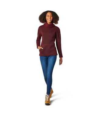 SMARTWOOL SMARTWOOL WOMEN'S HUDSON TRAIL PULLOVER