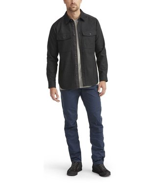 FJALLRAVEN FJALLRAVEN MEN'S OVIK RE-WOOL SHIRT LS