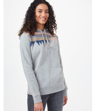 TENTREE WOMENS RETRO JUNIPER CLASSIC HOODIE