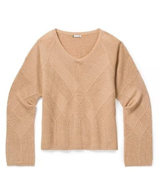SMARTWOOL SMARTWOOL SHADOW PINE CABLE CREW SWEATER