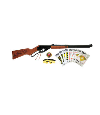 RED RYDER DAISY RED RYDER SHOOTING KIT [177 CAL BB]