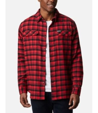 COLUMBIA Columbia Men's Flare Gun™ Stretch Flannel Shirt