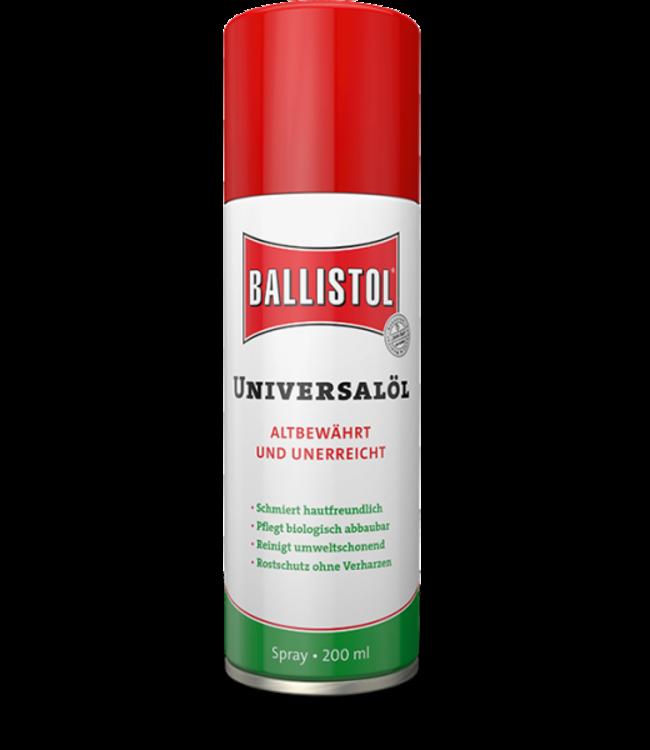 Ballistol Universal Oil Lubricating Spray - 200mL