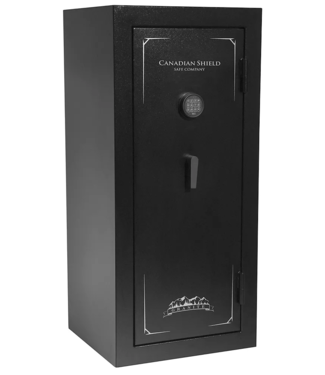 CANADIAN SHIELD 24-GUN Safe with Electronic Lock  [45 MIN Fire Rating]
