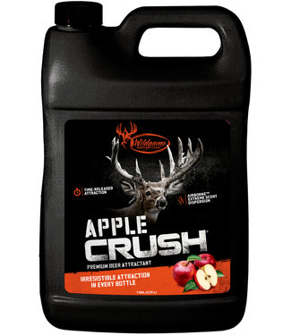 EVOLVED INDUSTRIES Apple Crush Juiced Deer Attractant [1 GAL]