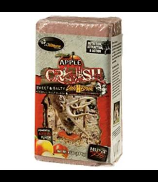 Apple Crush  Block Deer Mineral Attractant [4lbs]