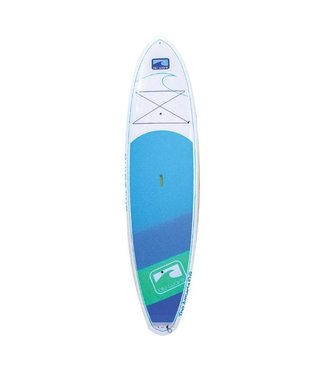 BLU WAVE BOARD CO. INC. ARMADA 10.8 WHITE/AQUA