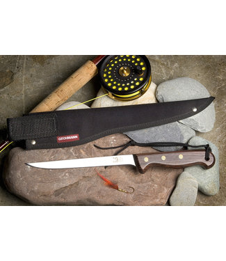 "GROHMANN 6"" FILLET/CORDURA SHEATH"
