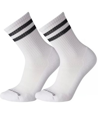 SMARTWOOL SMARTWOOL ATHLETIC LE STRIPE CREW SOCK