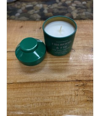 PADDYWAX PADDYWAX 3OZ WHIMSY PRINTED TIN CANDLE