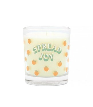 PADDYWAX PADDYWAX WONDER 7OZ CLEAR GLASS CANDLE