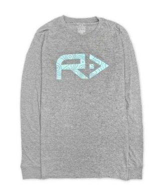 RAHFISH RAHFISH MENS GRAPH LIFE LONG SLEEVE SHIRT