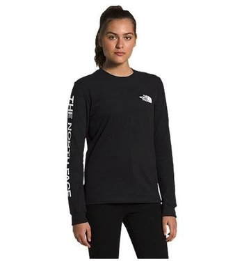 THE NORTH FACE THE NORTH FACE WOMENS BRAND STRONG LONG SLEEVE SHIRT