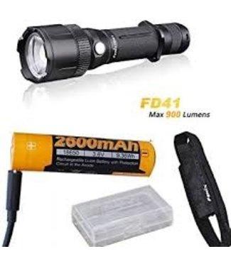 Fenix Flashlight FD41