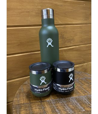 HYDRO FLASK HYDRO FLASK WINE BOTTLE & 10OZ TUMBLER SET