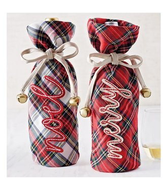 MUD PIE MUDPIE WINE BAG