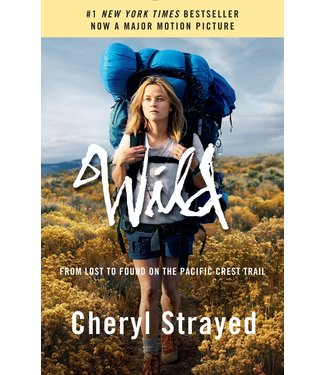 WILD FROM LOST TO FOUND BOOK