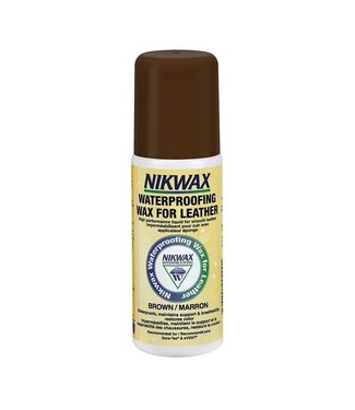 NIKWAX Nikwax Waterproofing Wax for Brown Leather