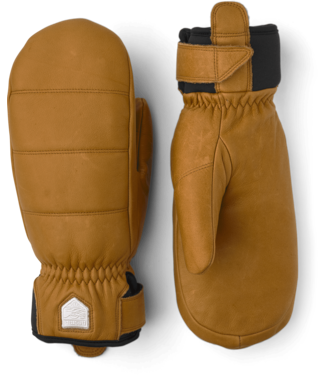 HESTRA HESTRA  ALPINE LEATHER PRIMALOFT MITT