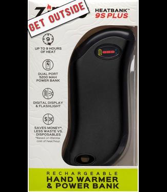 Zippo HeatBank® 9s Plus Rechargeable Hand Warmer